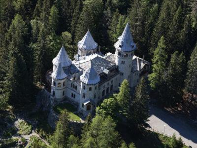 VALLE D'AOSTA-Castello Savoia Gressoney-Saint-Jean (foto Enrico Romanzi)-8488
