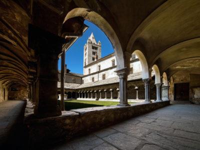 VALLE D'AOSTA-Aosta Collegiata Sant'Orso (foto Enrico Romanzi)-1605