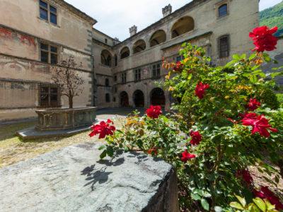 VALLE D'AOSTA-Castello Issogne (foto Enrico Romanzi)
