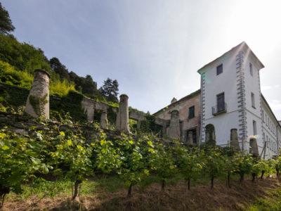 VALLE D'AOSTA-Castello Valleise Arnad (foto Enrico Romanzi)