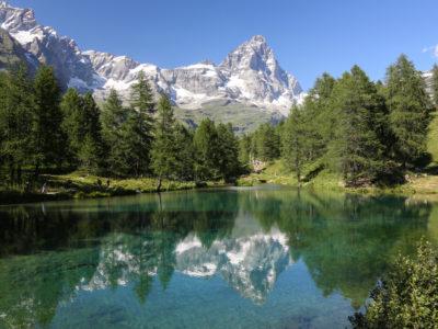 VALLE D'AOSTA-Cervino e Lago Blu (foto Enrico Romanzi)-9652