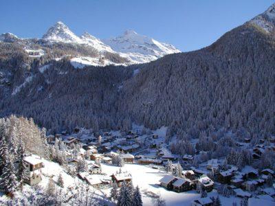 VALLE D'AOSTA-Champoluc inverno (foto archivio Turismo)