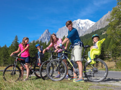 VALLE D'AOSTA-Mountain bike con bimbi in Val Ferret (foto Enrico Romanzi)-1329