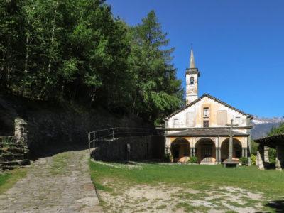 VALLE D'AOSTA-Santuario Machaby Arnad (foto Enrico Romanzi)