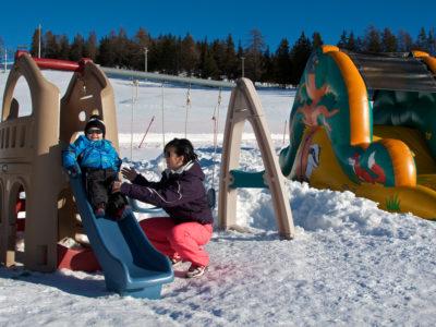 VALLE D'AOSTA - Torgnon baby snow park (foto spataro marco)_04