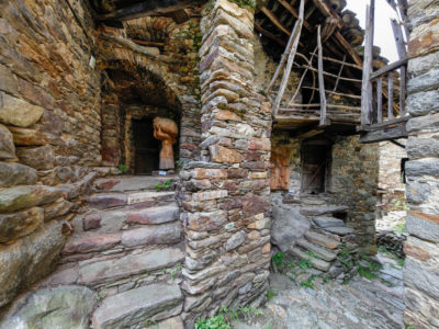 VALLE D'AOSTA-Villaggio di Chemp a Perloz (foto Enrico Romanzi)-6312